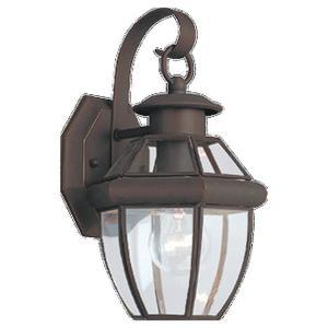 Sea Gull 8037-71 Outdoor Wall Lantern One Light
