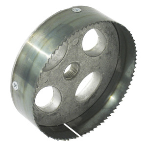 Greenlee 35712 Holesaw,light 4-3/8 Steel Tooth