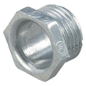 "Thomas & Betts HA-204 Chase Nipple, 1-1/4"", Zinc Die Cast"