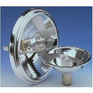 SYLVANIA 50AR111/SP6-12V Halogen Lamp, AR111, 50W, 12V, SP6