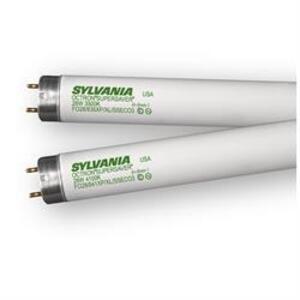 "SYLVANIA FO28/835/XP/SS/ECO3/SL Fluorescent Lamp, Safeline Coated, T8, 48"", 28W, 3500K"
