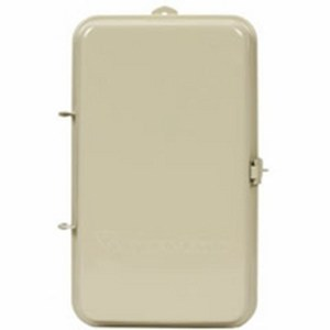 Intermatic 2T2485GA Case-Outdoor, Type 3R Metal, Beige