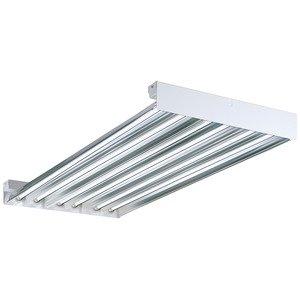 Atlas Lighting Products IFH4632UEI8 6 LAMP, 32W, T8, 4'