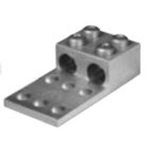 Ilsco AU-800-2N 300-800 MCM Aluminum Solderless Lug