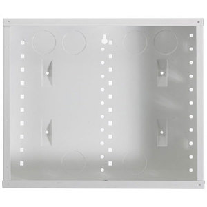 "ON-Q EN1200 14"" Enclosure with Screw-On Door, 12.13"" H x 14.3"" W x 3.7"" D, White"