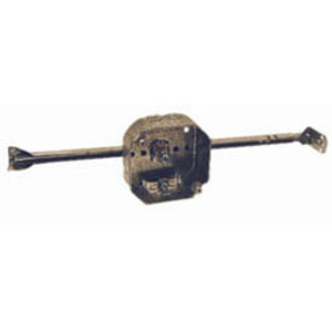 Hubbell-Raco 8326 4OCTBXW/BARHGR 1-1/2DP