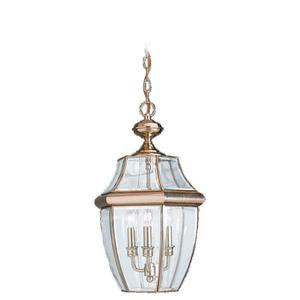 Sea Gull 6039-02 Outdoor Pendant Three Light Po