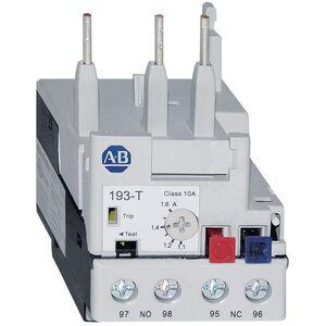 Allen-Bradley 193-T1AB40 Relay, Overload, 2.9 - 4.0A, T1, IEC, Bi-Metallic