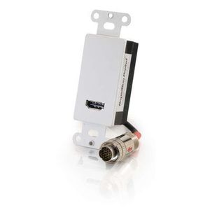 Quiktron 2212-42419-001 Digital HDMI Passive Wall Plate
