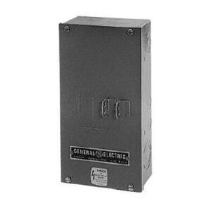 GE Industrial TQD225S Breaker Enclosure, NEMA 1, 225A, Q-Line Frame, Surface Mount