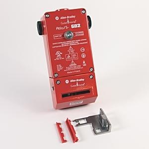 Allen-Bradley 440G-L07258 Locking Switch, Atlas 5, 24V AC/DC Solenoid, Standard Actuator