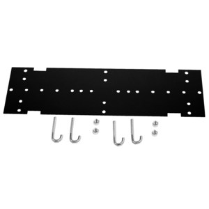 "Hubbell-Premise HLMPK19 Rack, Ladder Tray, Mounting Kit, 3"" Relay Rack"