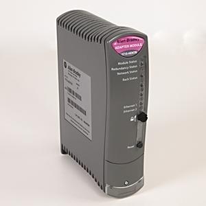 Allen-Bradley 1715-AENTR I/O System, Redundant, Adapter Module, Ethernet/IP Adapter
