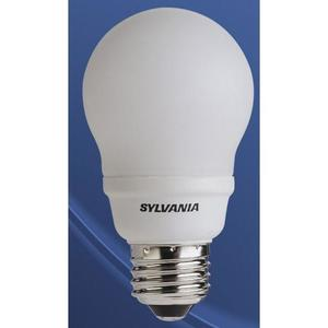 SYLVANIA CF9EL/A15/BL2 Compact Fluorescent Lamp, A15, 9W, 2700K