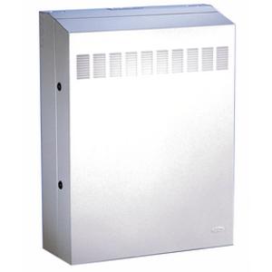 """Hubbell-Kellems RE4 Telecom Equipment Cabinet, 32"""" x 24"""" x 10"""", Light Gray"""