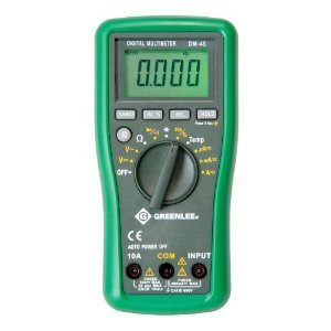 Greenlee DM-45 Multimeter