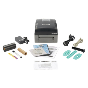 Panduit TDP43ME-KIT 300 dpi printer, including Panduit® Eas