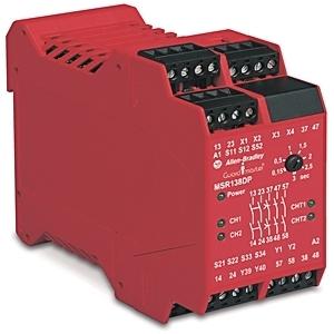 Allen-Bradley 440R-M23140 SAFETY RELAY