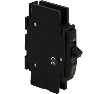 Square D QOU120 Breaker, Lug In/Lug Out, 1P, 20A, 120VAC, Type QO, 10kAIC
