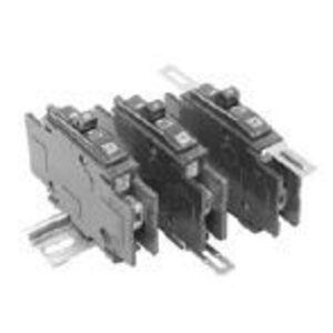 Square D QOU115 Breaker, Lug In/Lug Out, 1P, 15A, 120VAC, Type QO, 10kAIC