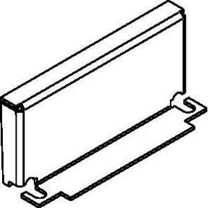 Wiremold CIH/LT-B Internal Bracket, Type: Blank, Used To Close Unused Gangs