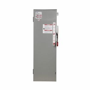 Eaton DT362FRK 60a/3p Dt Fusible Safety Switch 600v NEMA 3r