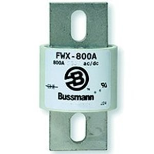 Eaton/Bussmann Series FWX-50A Fuse, 50A North American Style Stud Mount High Speed, 250VAC