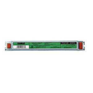 Damar 26945A Electronic Ballast, Fluorescent, T5, 2-Lamp, 28W, 120-277V