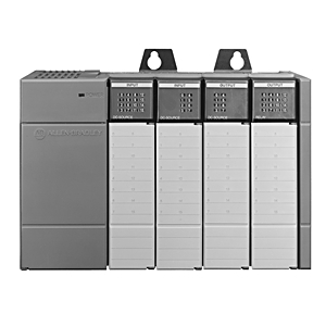 Allen-Bradley 1746-A4 Mounting Chassis, 4 Slot, Modular