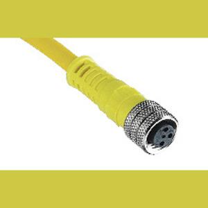 Woodhead 404001A10M020 NC 4P FP 2M 90D
