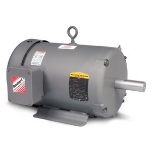 Baldor M3461 .5hp,1725rpm,3ph,60hz,48,3416m,tefc,f1