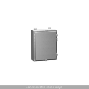 Hammond Mfg 1418N4SST12 N4X WALLMOUNT ENCL