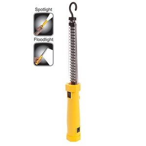 Bayco Products SLR-2166 Multi-Purpose Work Light, Rechargeable, Floodlight, Spotlight