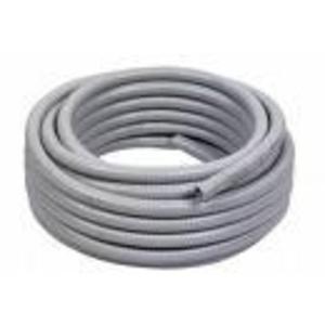 "Multiple EF500GRY25CL Liquidtight Flexible Steel Conduit, Type EF, 5"", Gray, 25'"
