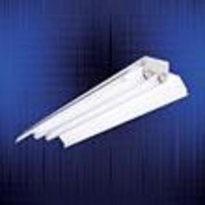 Metalux ICF-232-UNV-EB81-U Industrial Strip, T8, 4', 2-Lamp, 32W, 120/277V