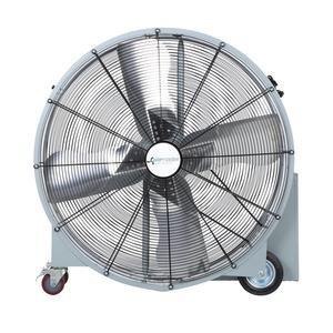 """Airmaster Fan MC42OS 42"""" Belt Drive Portable Fan, 1 Ph, 2 Speed, 1 HP Motor, ODP"""