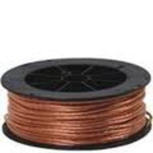 Multiple BAREHD2/07STR100RL Bare Copper, Hard Drawn, 2/0 AWG, Stranded, 100'