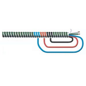 Multiple ACHCFAL124STR250CL 12/4 Steel Armored Cable Copper 250'