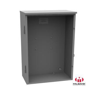 Milbank CT364811-HC Current Transformer, Cabinets, NEMA 3R, 48H x 36W x 11D, Steel