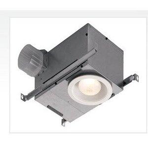 Broan 744 70 CFM Ceiling Fan/Light, Incandescent