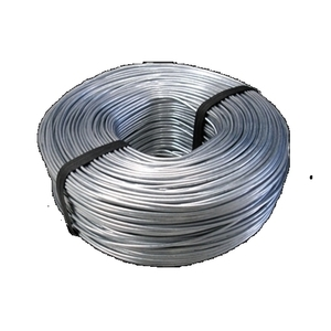 EPCO TY16 Tie Wire, 16 AWG, Steel, Black Annealed, 350' Roll