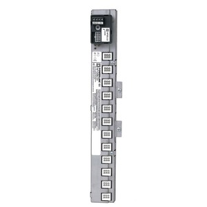 "Square D NF18SBLG3 Panel Board, Control Bus, 18 Circuit, Left Orientation, 42"" Interior"