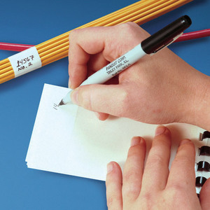 Panduit PSCB-5Y Write-On Marker Book