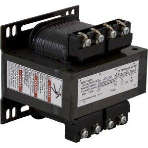 Square D 9070T150D14 Control Transformer, 150VA, 208VAC x 24VAC, Type T, Open