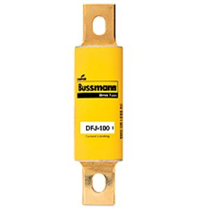 Eaton/Bussmann Series DFJ-35 Fuse, 35 Amp Class J High Speed Drive, 600VAC/450VDC
