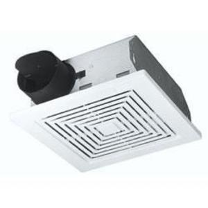 Broan 671 Ceiling/Wall Fan, 70 CFM