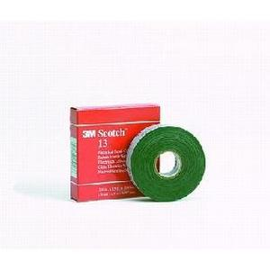 "3M 13-3/4X10FT Electrical Semiconducting Tape, 3/4"" x 10'"