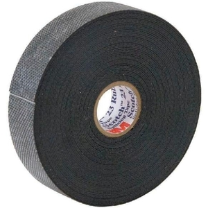 "3M 23-3/4X30FT Rubber Splicing Tape, High/Low Voltage, 3/4"" x 30'"