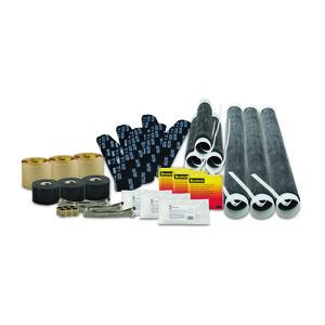 3M 5551 Cold Shrink Rubber Splice Kit 5kv, 6 - 4/0 AWG, (3 Splices/kit)