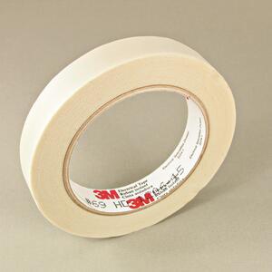 "3M 69-1X36YD Glass Cloth Tape, White, 1"" x 36 Yds"